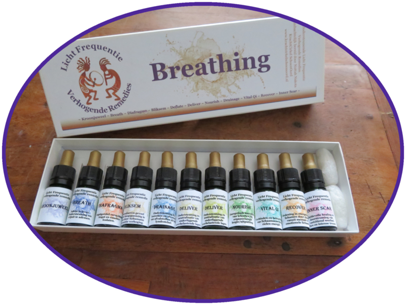Breathing complete serie