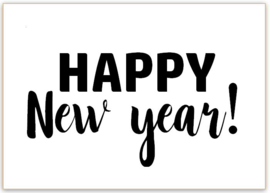 RAAMSTICKERS |  Happy new year/2019