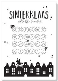 POSTER A4 | Aftelkalender
