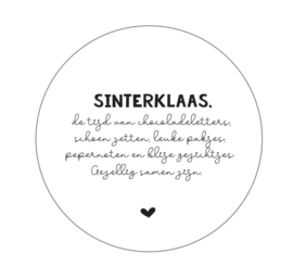 INKOOP - Wooncirkel   Sint gedicht