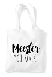 TAS  | Meester, you rock!