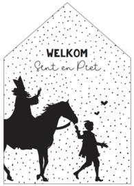 INKOOP - WOONHUISJE   Welkom Sint