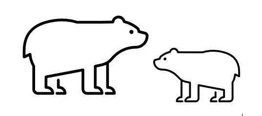 STICKERS | IJsberen