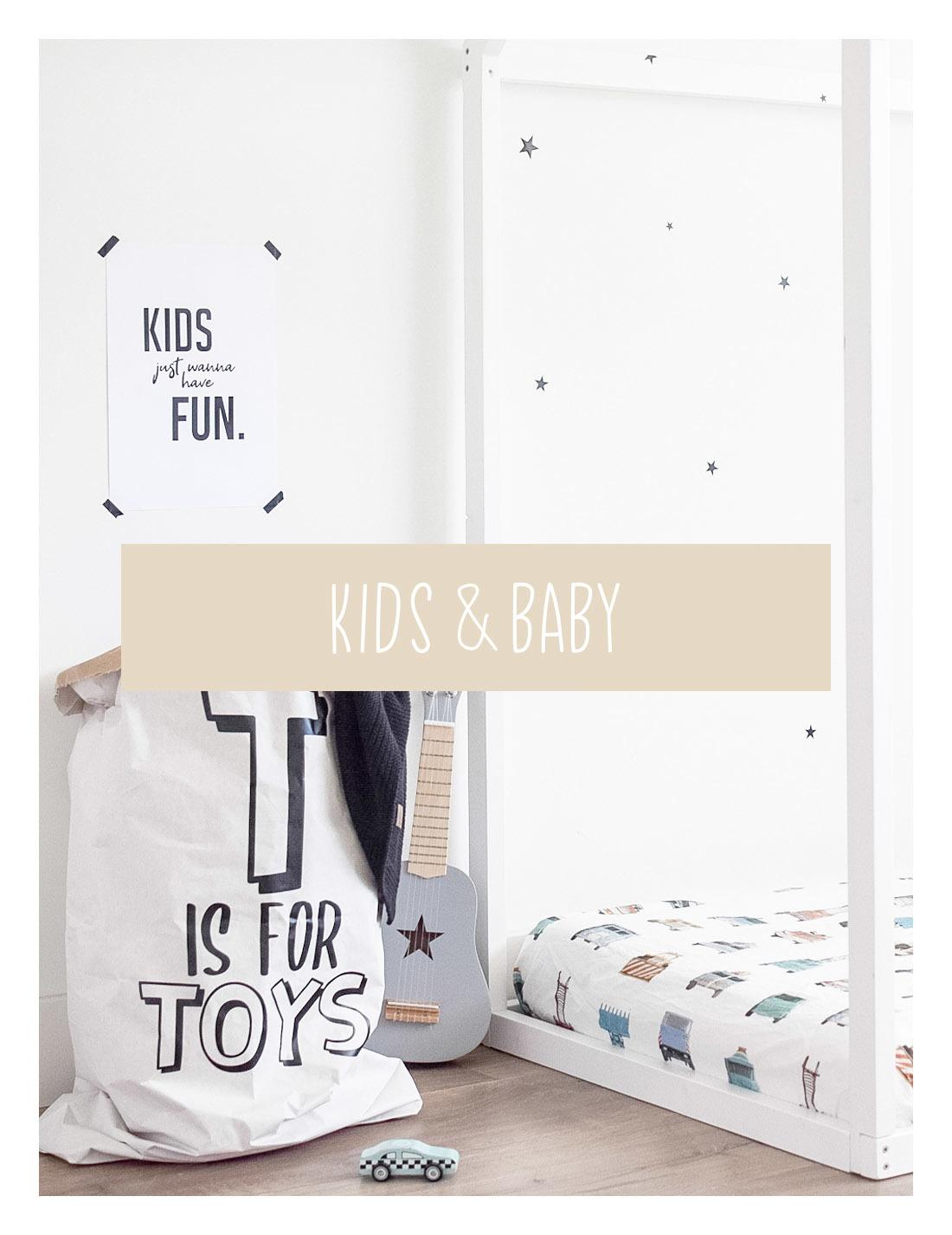 Kids & baby | Liefs met Hout