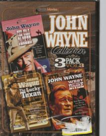 John Wayne collection 3-pack vol.3