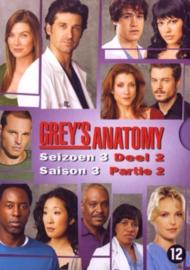 Grey's anatomy - 3e seizoen: deel 2