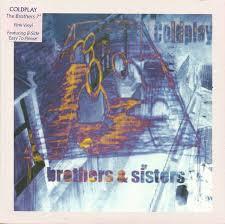 Coldplay - Brothers & Sisters (Pink vinyl)