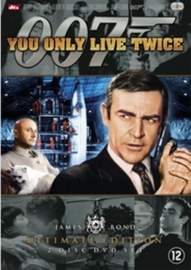 James Bond - You only live twice (2-disc ultimate edition)