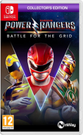 Power Rangers - Battle for the grid