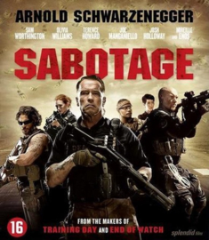 Sabotage (Limited uncut edition) Steelbook)