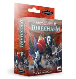 Warhammer - Underworlds Direchasm: the crimson court
