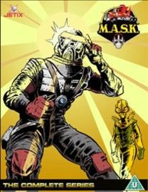 M.A.S.K. the series volume 1 (IMPORT)