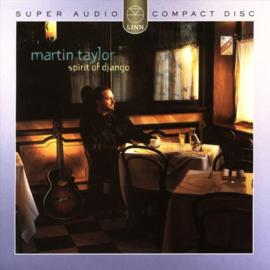 Martin Taylor - Spirit of Django (SA-CD)