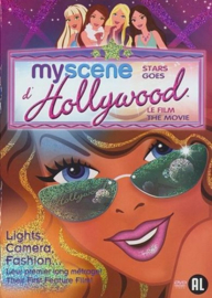 Myscene stars go Hollywood