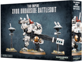 Warhammer 40,000 - Tau Empire - XV88 Broadside Battlesuit