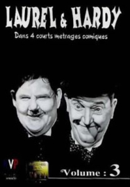 Laurel & Hardy vol.3 In four classic comedy shorts