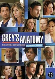 Grey's anatomy - 8e seizoen