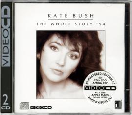 Kate Bush - The whole story '94