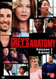 Grey's anatomy - 1e seizoen