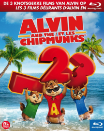 Alvin and the Chipmunks 1,2,3