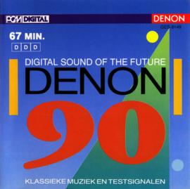 DENON - Digital sound of the future (0204976/47)