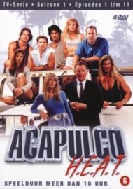 Acapulco H.E.A.T. - 1e seizoen - episodes 01 t/m 11