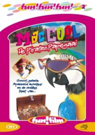 Mac Cool de piratenpapegaai