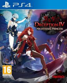 Deception IV: the nightmare princess