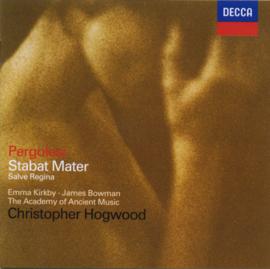 Pergolesi - Stabat mater  /  Salve Regina