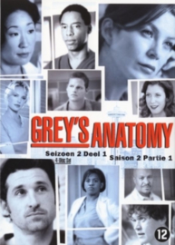 Grey's anatomy - 2e seizoen: deel 1