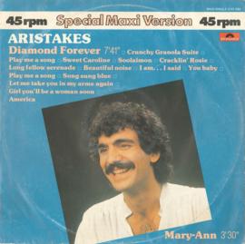 Aristakes - Diamond forever (Maxi single) (0406089/11)