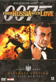 James Bond - From Russia with love (2-disc set)