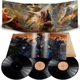 Helloween - Helloween (Hologramm Vinyl Edition)