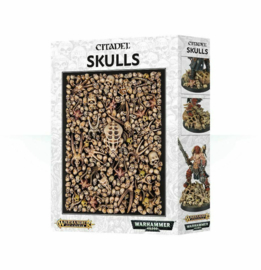 Warhammer Age of Sigmar - Skulls