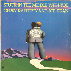 Gerry Rafferty & Joe Egan - Stuck in the middle with you - the best of stealers wheel