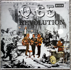 Q 65 - Revolution (Goud vinyl - limited edition)