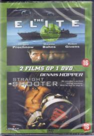 2 Films op 1 DVD - the Elite - Straight shooter