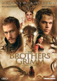 Brothers Grimm (Steelbook) (limited edition)