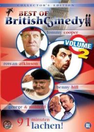 Best of British comedy - volume 2