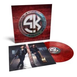 Adrian & Richie Kotzen Smith - Smith/Kotzen (Limited Edition Red/Black smoke vinyl)