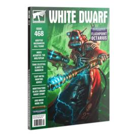 White dwarf magazine issue 468