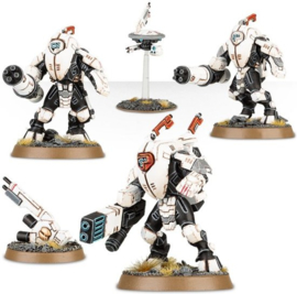 Warhammer 40,000 - Tau Empire - XV25 Stealth Battlesuits