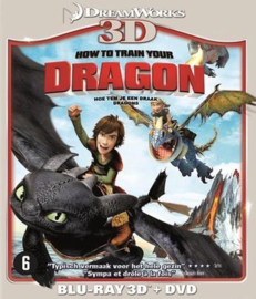 How to train your dragon (3D promotional disc)