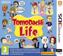 Tomodachi life - Nederlandstalige editie