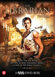 Librarian trilogy