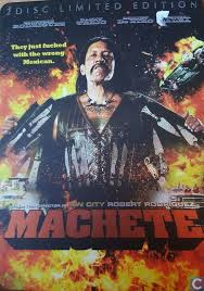 Machete (Steelcase)(2-disc limited edition)