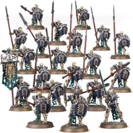 Warhammer - Age of Sigmae - Ossiarch Bonereapers - Mortek guard