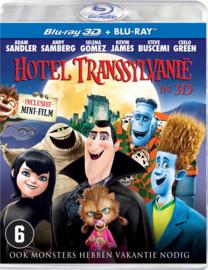 Hotel Transsylvanië (Blu-ray + 3D)