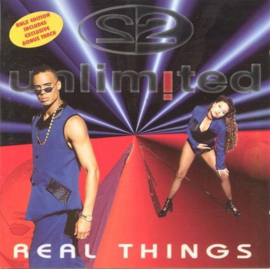 2 Unlimited - Real things   (0204851/w)