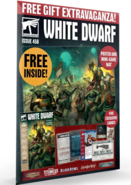 White dwarf magazine issue 458